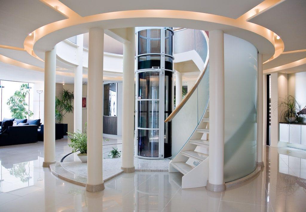نصب آسانسور در کرج؛ آسانسور وینچی چیست؟