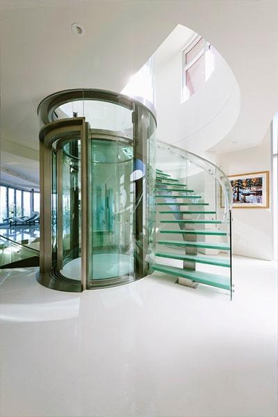 نصب آسانسور هیدرولیک در کرج