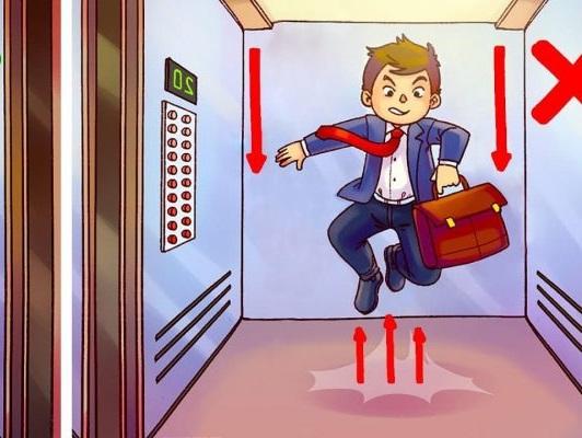 زمان-سقوط-آسانسور