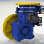 راهنمای خرید موتور گیربکس دار آسانسور (آسانسور کششی) جهت نصب آسانسور در کرج